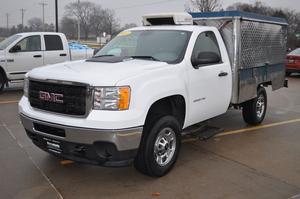 GMC Sierra HD Food Truck Pickup Truck