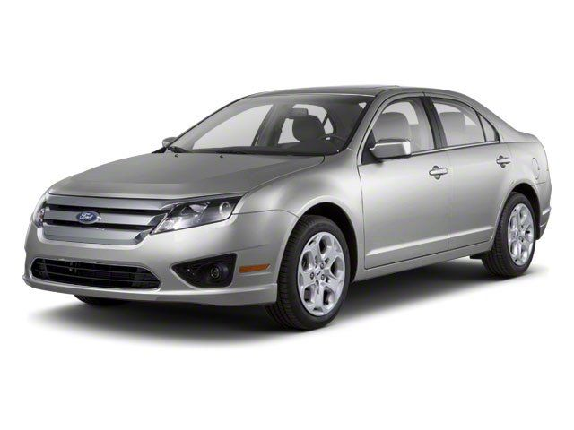 Ford Fusion 4DR SDN SE FWD