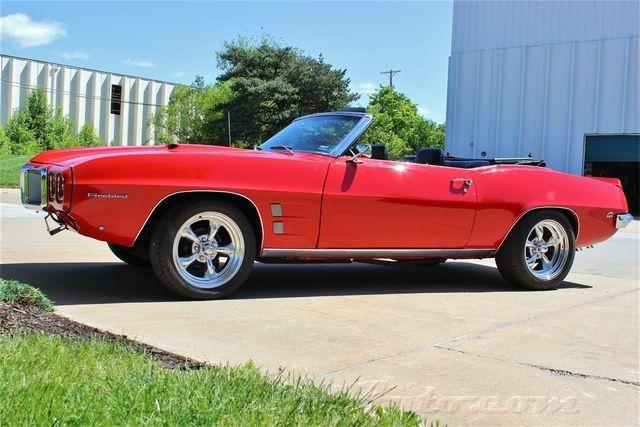 Pontiac Firebird Auto, Convertible