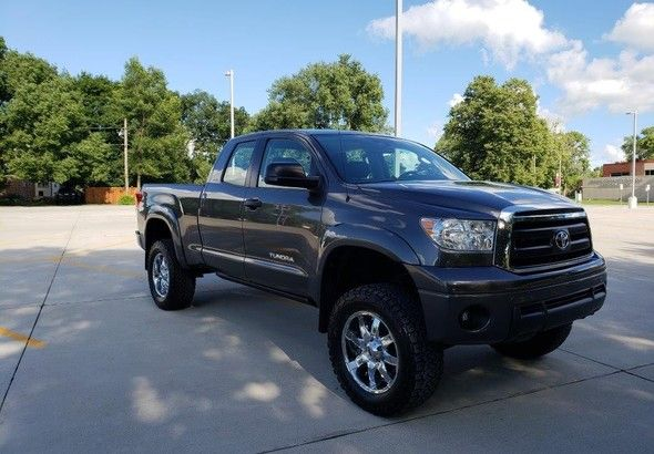 Toyota Tundra Max Inch Lift 35 Inch Tires 20 Inch Cozot Cars