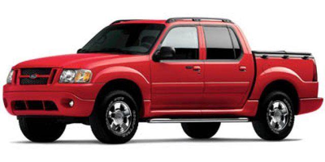 Ford Explorer Sport Trac 4DR 126 WB 4WD XLT