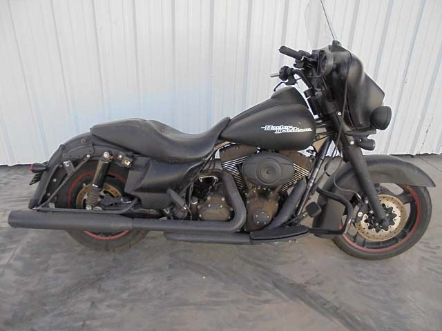 Harley Davidson Flhx Street Glide Motorcycle