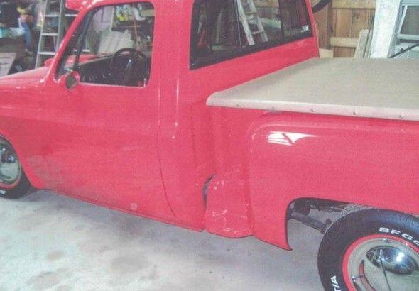 Chevrolet Stepside