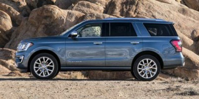 Ford Expedition MAX Platinum 4WD
