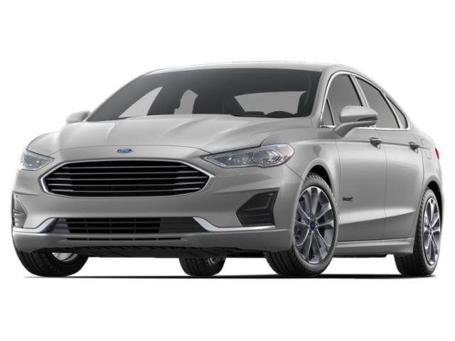 Ford Fusion Hybrid Titanium FWD