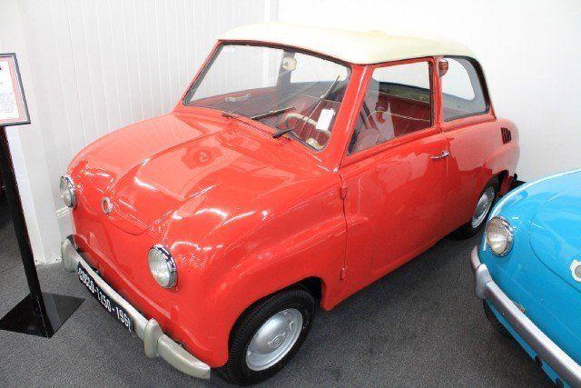 Goggomobil T250