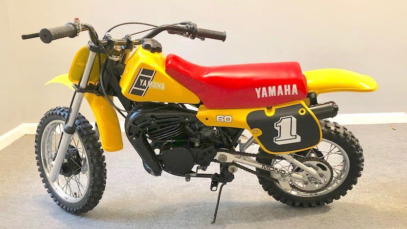 Yamaha YZ60