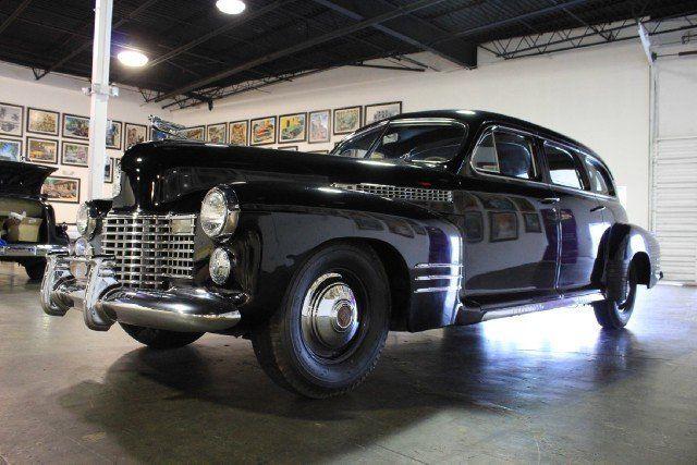 Cadillac Series 62 Limo