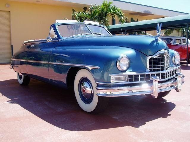 Packard Super Deluxe Victoria