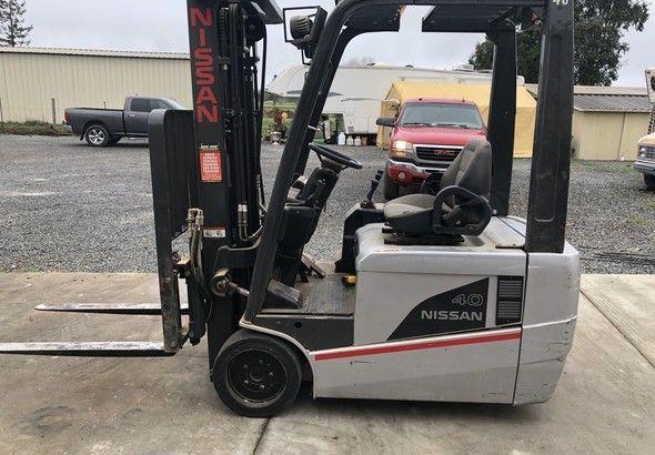 Nissan G1n1l0v Forklift