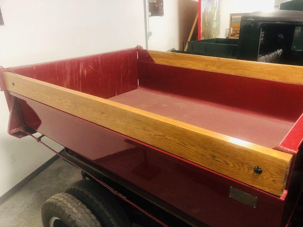 Ford Model AA Steel Dump BED