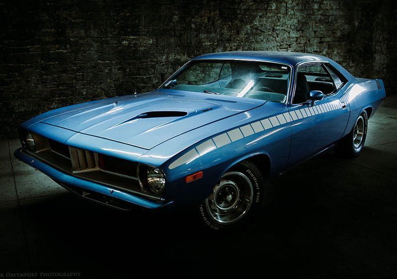 Plymouth Barracuda Coupe