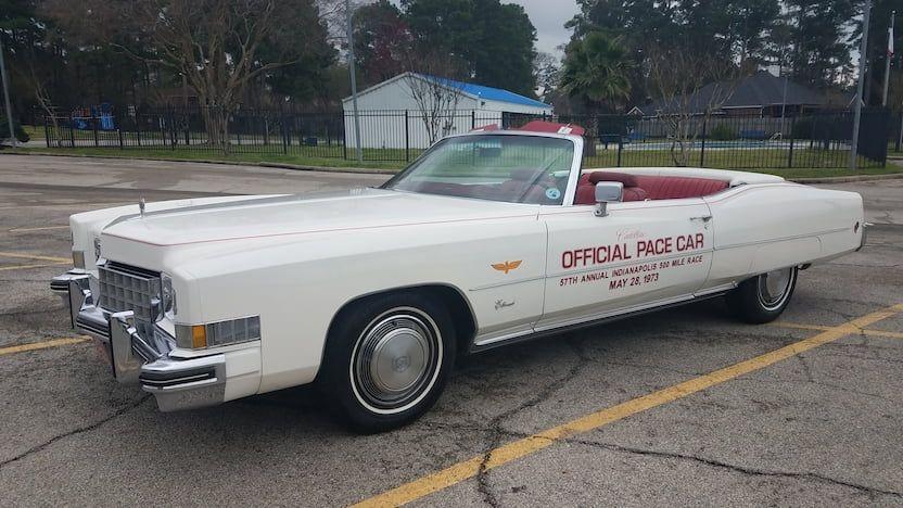 Cadillac Eldorado Pace Car Edition