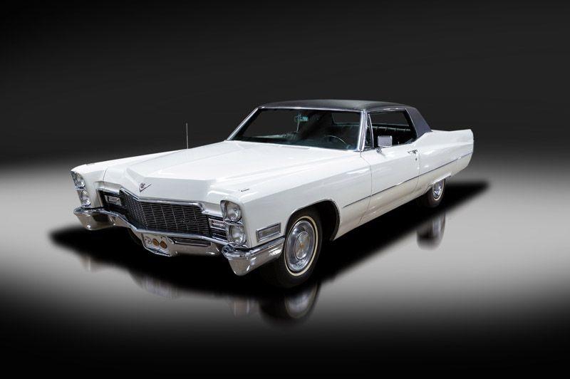 "Cadillac Coupe Deville ""survivor"" W/  Original"