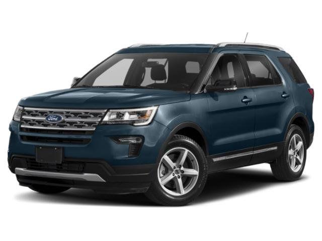 Ford Explorer Sport 4WD