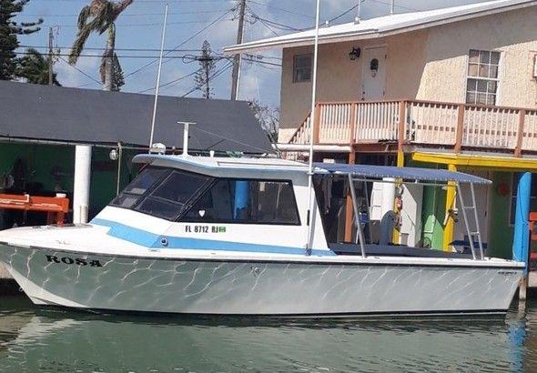 Island Hopper 30 Cert Dive FB
