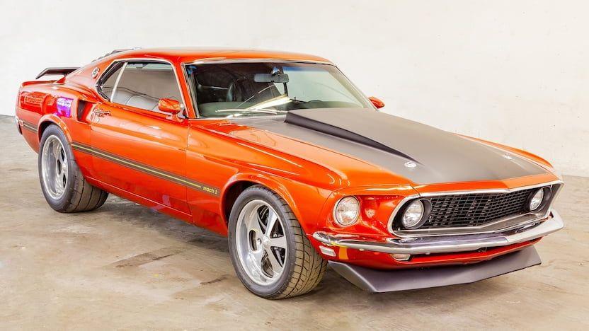 Ford Mustang Mach 1 Resto Mod
