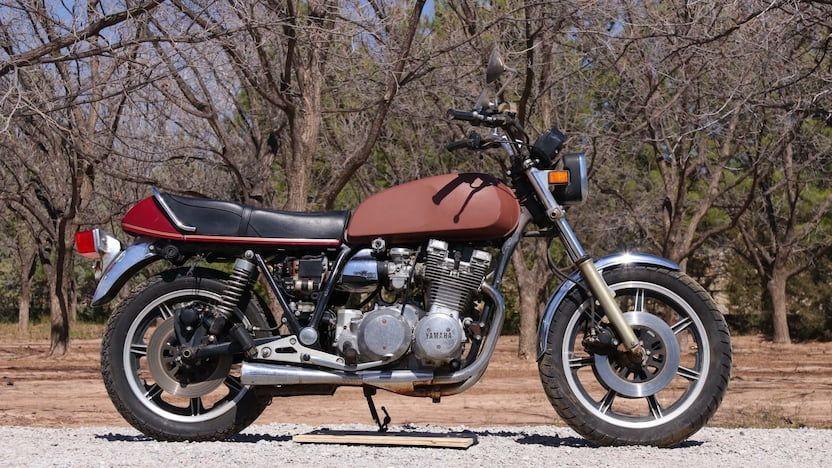 Yamaha XS11