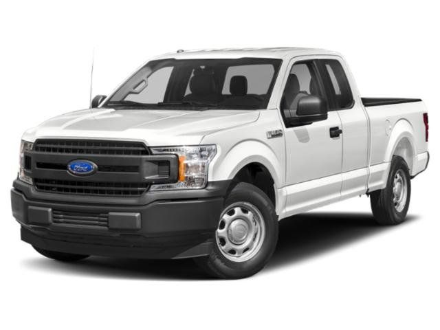Ford F-150 Lariat 4WD Supercab 6.5' BOX
