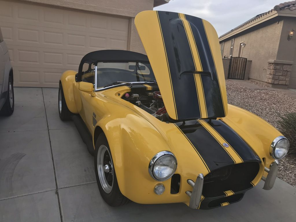 Cobra 427 Replica Classic Roadster
