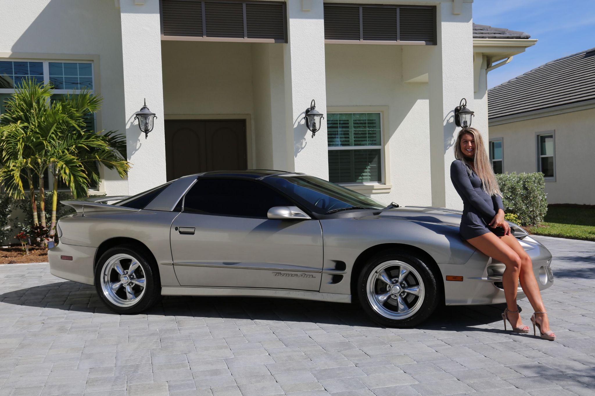 Pontiac Formula & Convertible Trans AM 2DR Hatchback