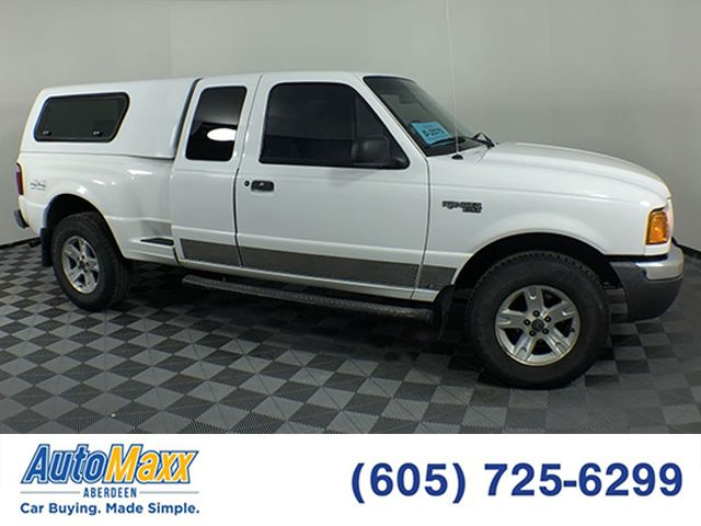 Ford Ranger XLT EXT. Cab 4WD Pickup