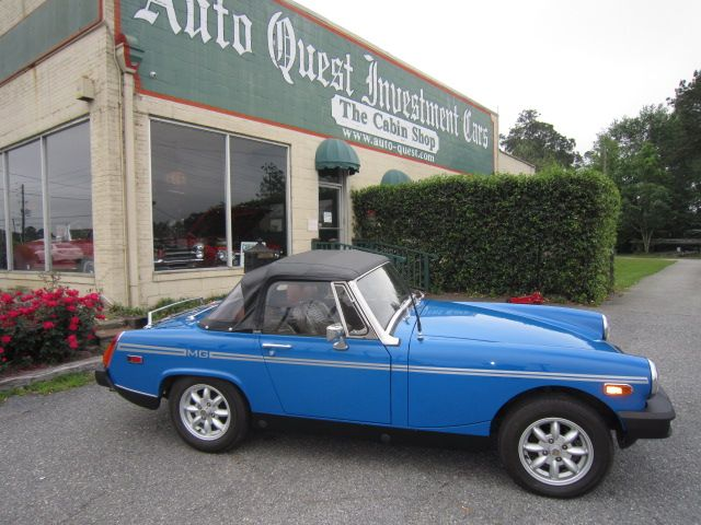 MG Midget Mark IV  Roadster
