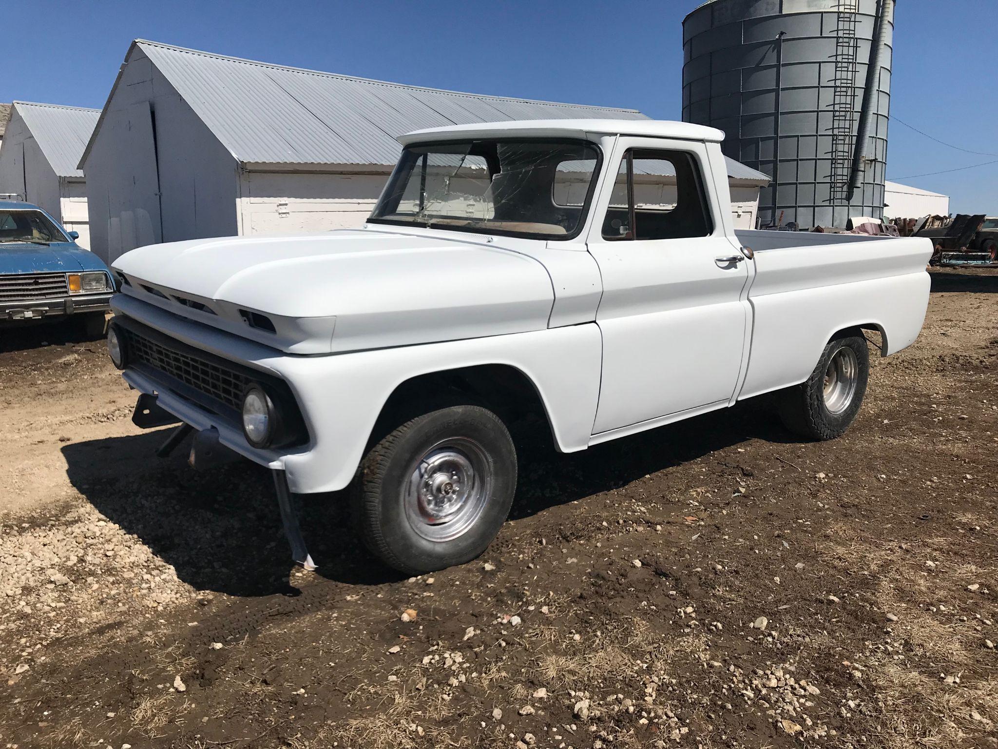 Chevrolet Shortbox Pick-Up Body