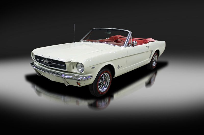 Ford Mustang Going TO Barrett-Jackson Northeast