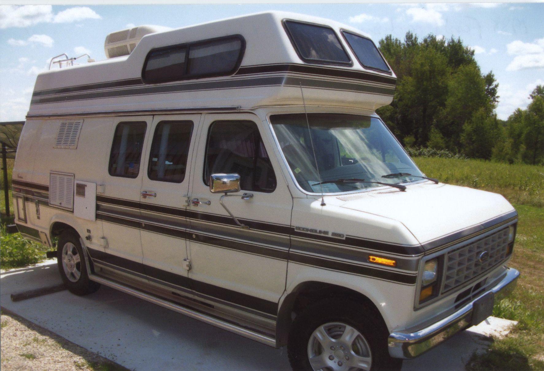 Ford Coachman 21FT. Motorhome