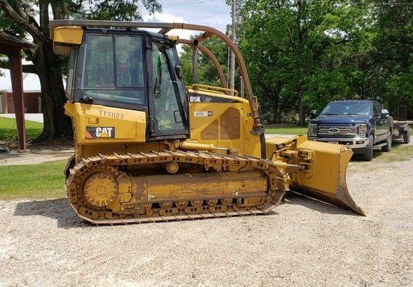 Caterpillar d4 lgp dozer for sale | Cozot Cars