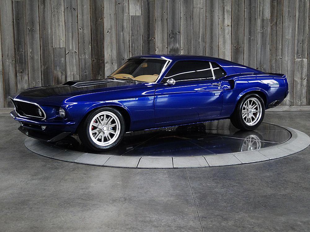 Mustang Fastback Pro Touring