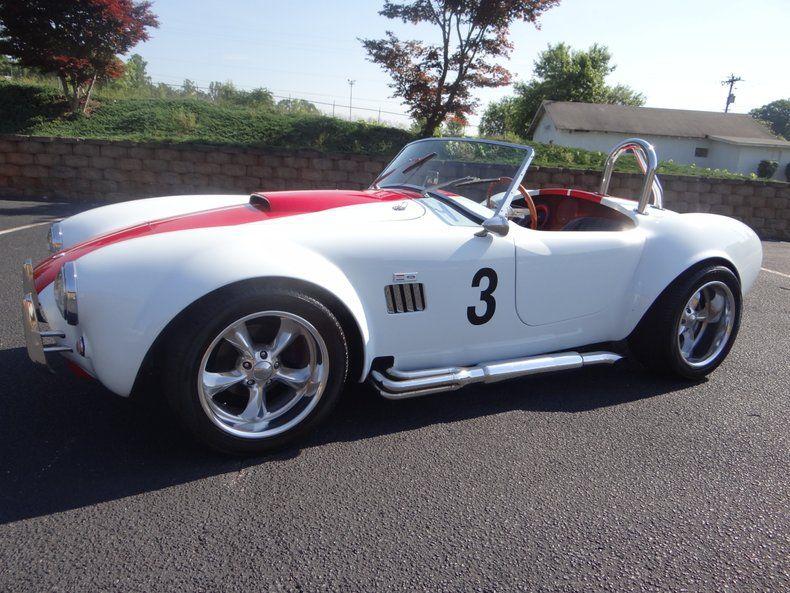 Lonestar  Cobra Replica Kit Car