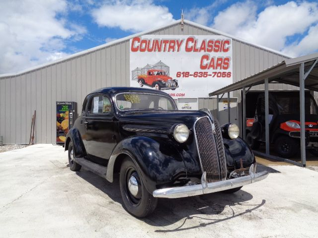 Plymouth Business Coupe 2DR