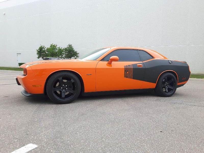 Dodge Challenger R/T 2DR Coupe