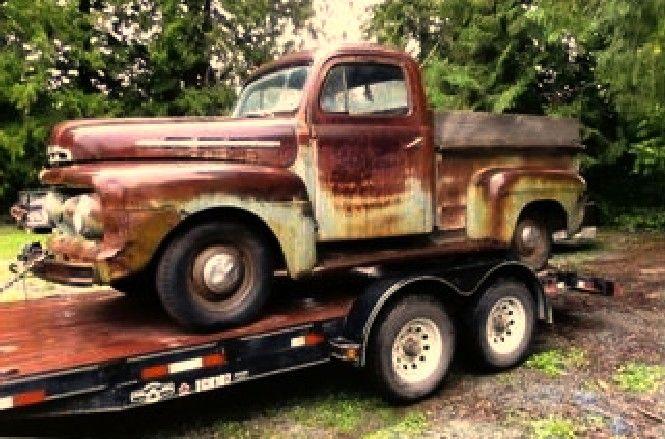 Ford 1/2 Ton Stepside Pickup