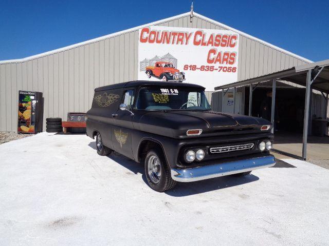 Chevy Panel Truck