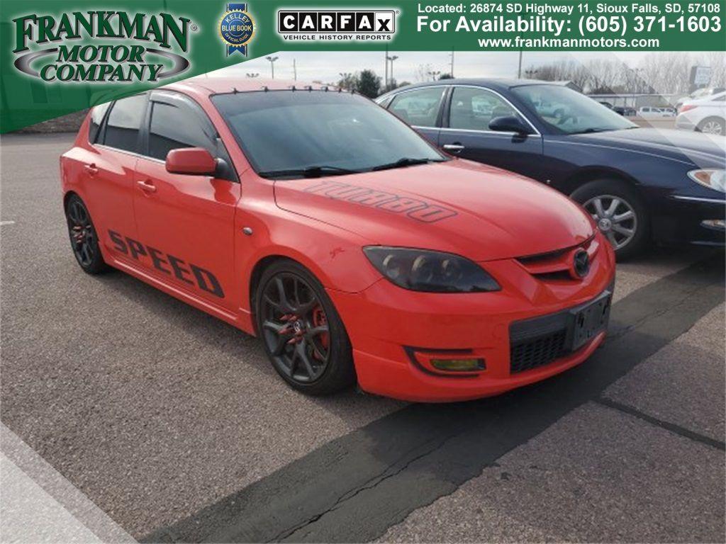 Mazda MAZDA3 Mazdaspeed3