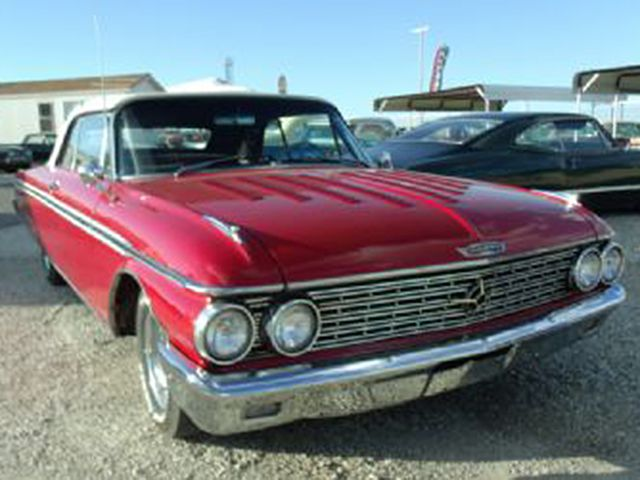 Ford Galaxie Sunliner 2 DR. Convertible