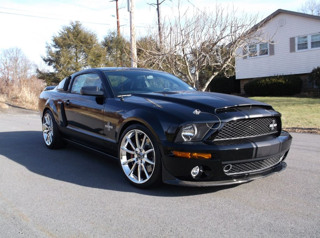 Ford Shelby GT 500 Super Snake Coupe